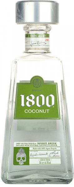 1800 Coconut Tequila 70cl
