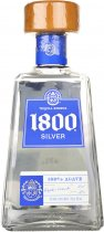 1800 Silver Blanco Tequila 70cl