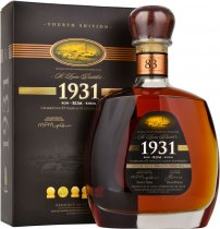 1931 Rum - St Lucia Distillers 83rd Anniversary 4th Edition 70cl