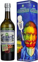 Absente Absinthe (55%) 70cl + Spoon