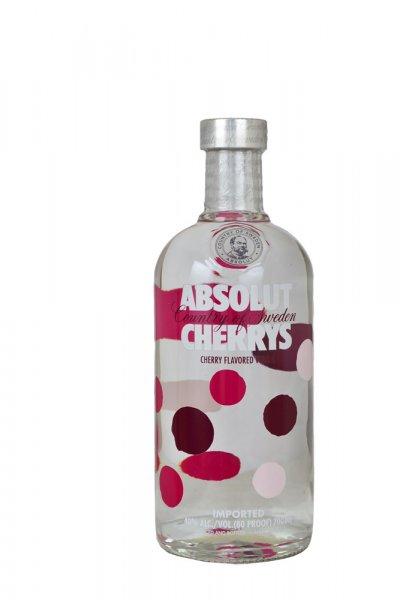 Absolut Cherry Vodka 70cl