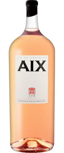 Aix Rose Coteaux D'Aix en Provence 2018 Nebuchadnezzar 15 litre