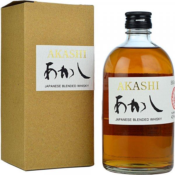 Akashi Japanese Blended Whisky 50cl