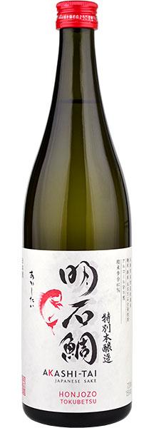 Akashi-Tai Honjozo Sake 72cl