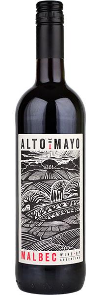 Alto de Mayo Malbec 2017 75cl
