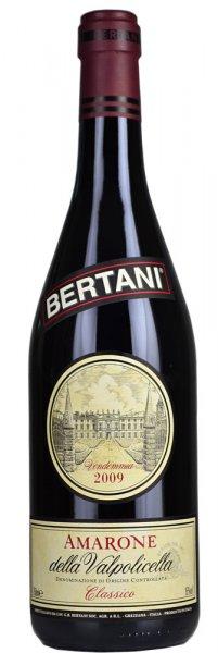 Amarone Classico DOC, Bertani 2011 75cl
