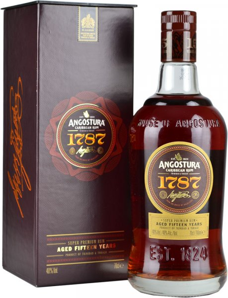 Angostura 1787 15 Year Old Rum 70cl