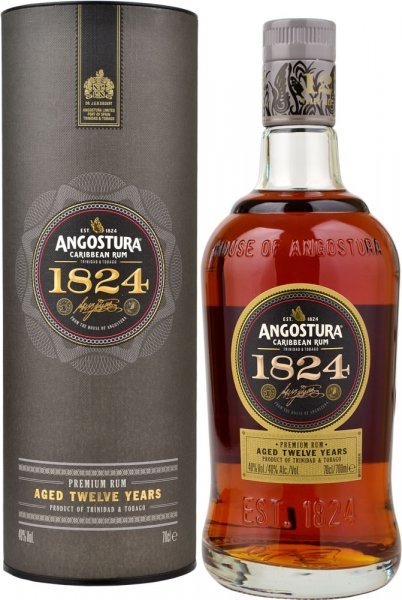 Angostura 1824 12 Year Old Rum 70cl