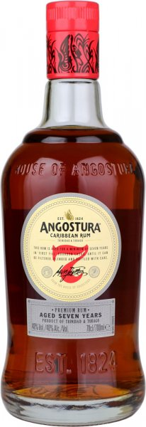 Angostura 7 Year Old Rum 70cl