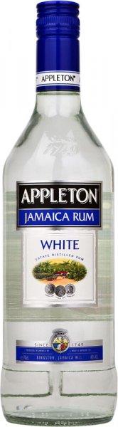 Appleton White Jamaica Rum 70cl