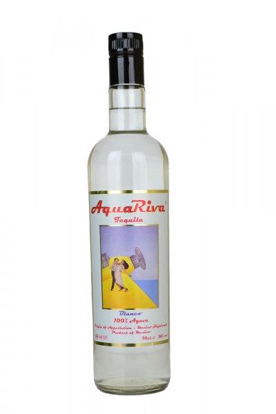 Aqua Riva Blanco Tequila 70cl