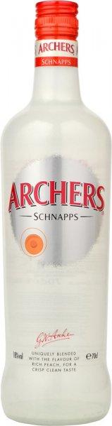 Archers Peach Schnapps 70cl