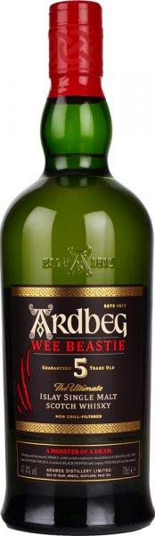 Ardbeg Wee Beastie 5 Year Old Single Malt Whisky 70cl