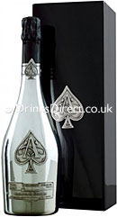 Armand de Brignac Blanc de Blancs NV Magnum (1.5 litre) in Branded Box