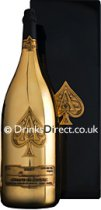 Armand de Brignac Brut Gold NV Methuselah (6 litre) in Branded Box