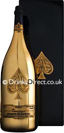 Armand de Brignac Brut Gold NV Methuselah (6 litre) in Branded Box