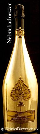 Armand de Brignac Brut Gold NV Nebuchadnezzar (15 litre)