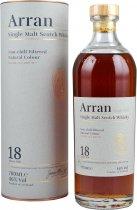 Arran 18 Year Old Single Malt Scotch Whisky 70cl
