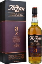 Arran 21 Year Old First Release Limited Edition Single Malt Whisky 70cl