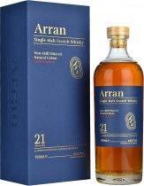 Arran 21 Year Old Single Malt Whisky 70cl