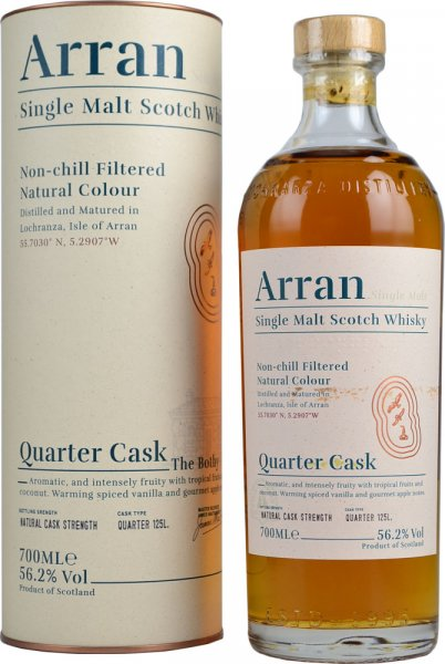 Arran The Bothy Quarter Cask 70cl
