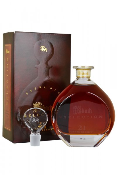 Asbach Selection 21 Year Old Brandy 70cl
