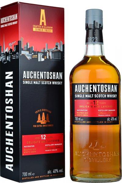 Auchentoshan 12 Year Old 70cl