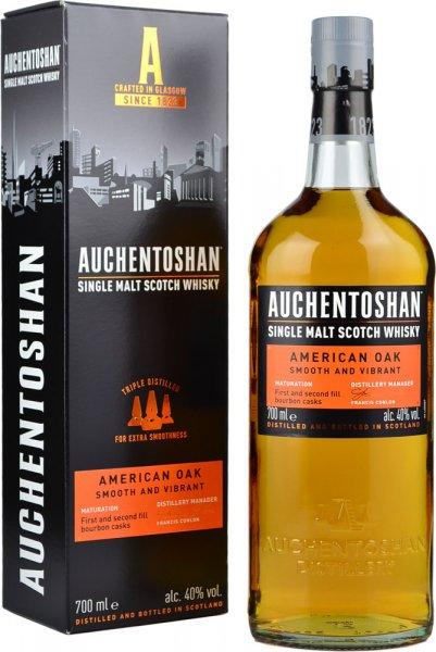 Auchentoshan American Oak Single Malt Whisky 70cl