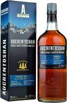 Auchentoshan Three Wood Malt Whisky 70cl