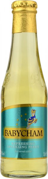 Babycham Sparkling Perry 20cl Bottle
