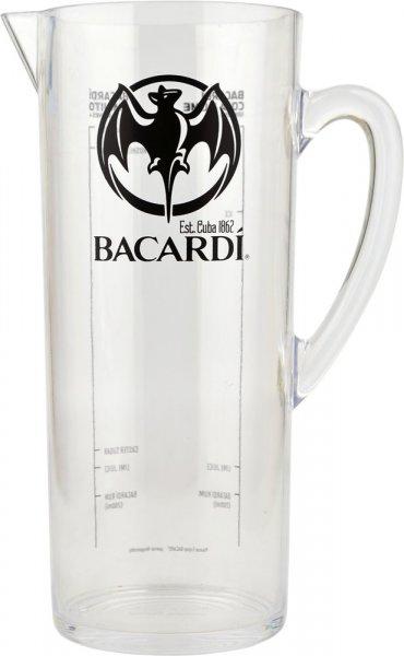Bacardi Brand Jug
