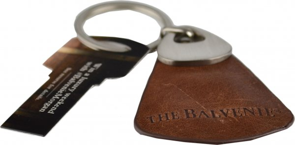 Balvenie Leather Keyring