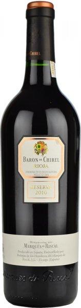 Baron de Chirel Rioja Reserva, Marques De Riscal 2010 75cl