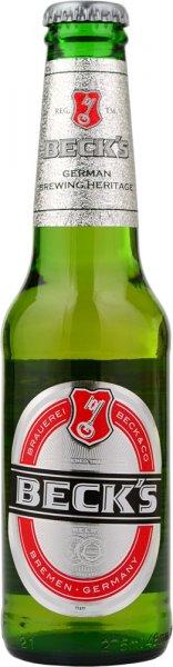 Becks Beer 275ml Bottle