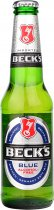 Becks Blue Alcohol Free Beer 275ml Bottle