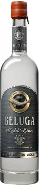 Beluga Gold Line Vodka 70cl