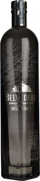 Belvedere Smorgory Forest Single Estate Rye Vodka 70cl