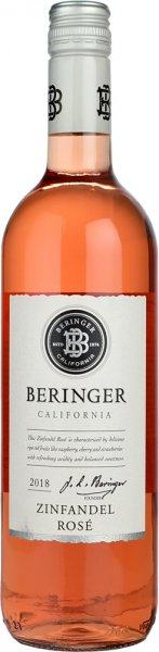 Beringer Classic Zinfandel Rose 2018/2019 75cl