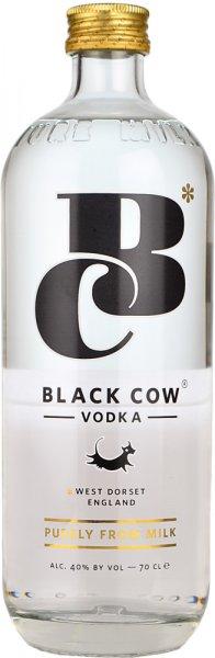 Black Cow Pure Milk Gold Top Vodka 70cl