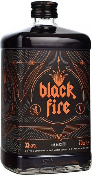 Black Fire Coffee Liqueur 70cl