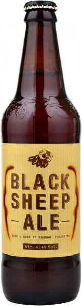 Black Sheep Ale 500ml Bottle