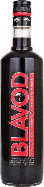 Blavod Black Vodka 70cl