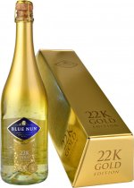 Blue Nun 22K Gold Edition Sparkling 75cl in Bullion Box