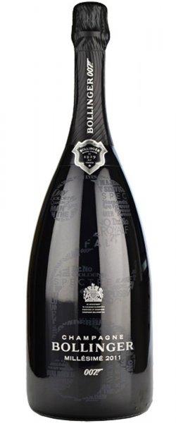 Bollinger 007 Limited Edition Millesime 2011 Champagne Magnum (1.5 litre)