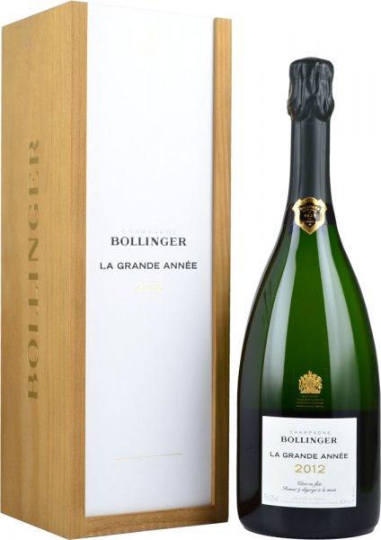 Bollinger Grande Annee 2012 Champagne 75cl in Branded Box