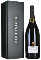 Bollinger Grande Annee 2007/2012 Champagne Jeroboam (3 litre) in Green Wood Box