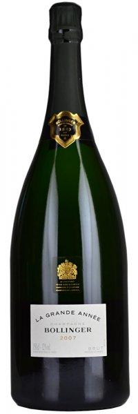 Bollinger Grande Annee 2007 Champagne Magnum (1.5 litre)