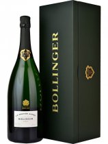 Bollinger Grande Annee 2007 Champagne Magnum (1.5 litre) in Green Wood Box