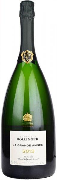 Bollinger La Grande Annee Champagne Magnum 2012 1.5 litre