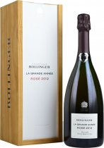 Bollinger La Grande Annee Rose Champagne 2012 75cl in Branded Box
